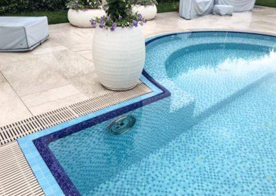 Ristrutturazione piscina privata