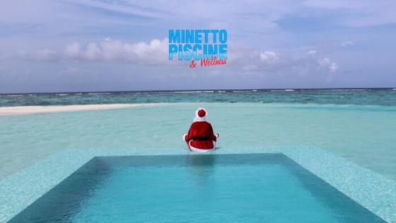 Buone Feste da Minetto Piscine